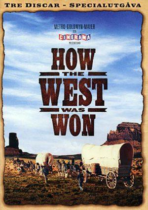 Så vanns vilda västern poster