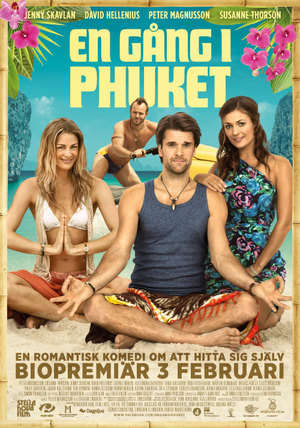 En gång i Phuket poster