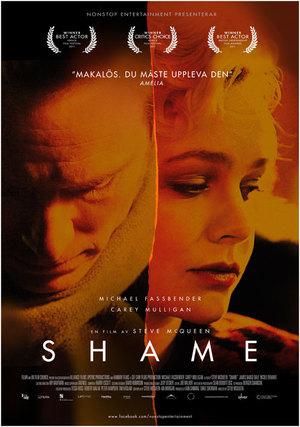 Shame poster
