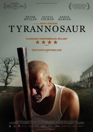 Tyrannosaur poster