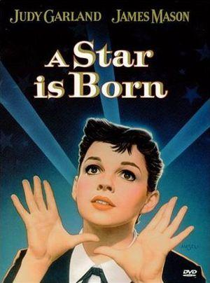 En stjärna föds poster