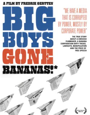 Big Boys Gone Bananas!* poster