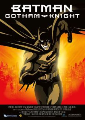Batman: Gotham Knight poster
