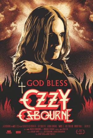 God Bless Ozzy Osbourne poster