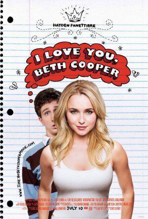 I Love You Beth Cooper poster