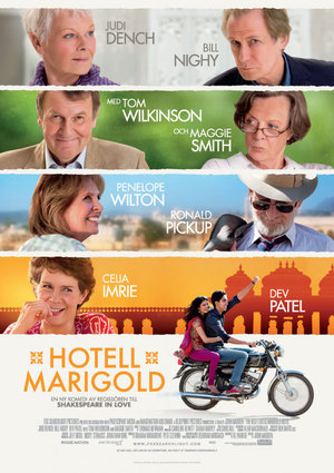 Hotell Marigold poster