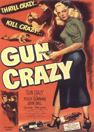 Gun Crazy poster