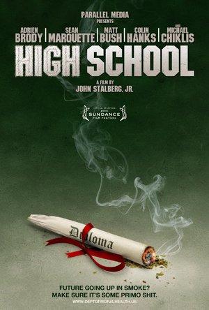 High School poster