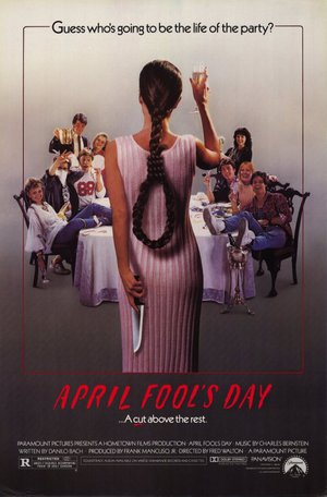 April Fool's Day poster