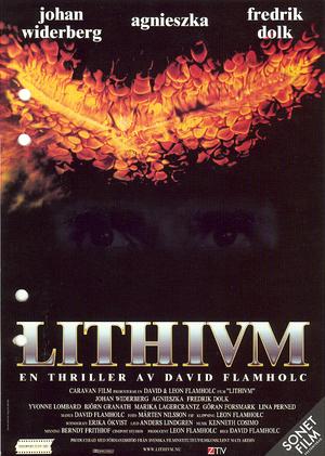 Lithivm poster