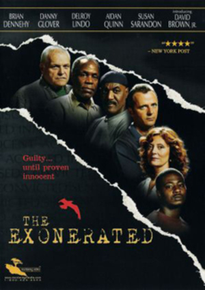 The Exonerated poster