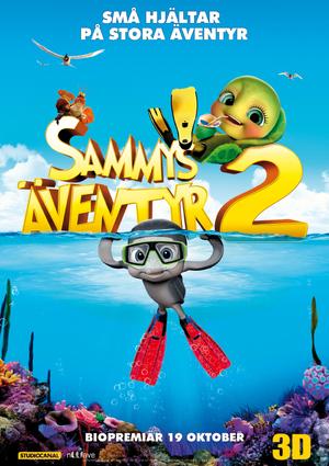 Sammys äventyr 2 poster