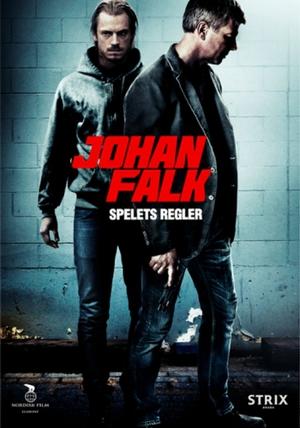 Johan Falk - Spelets regler poster