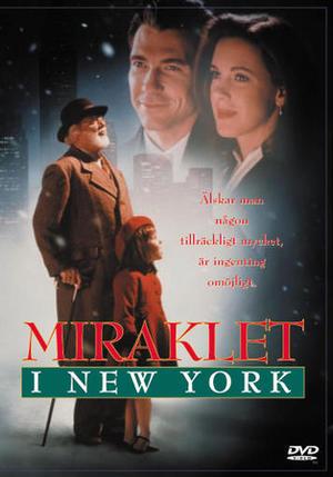 Miraklet i New York poster