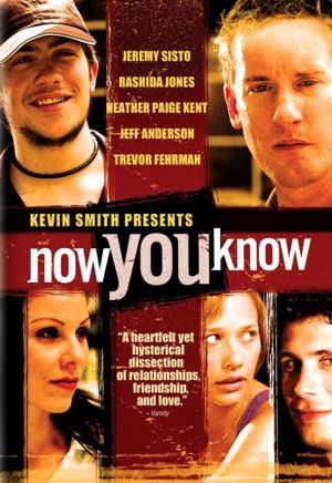 Now You Know poster