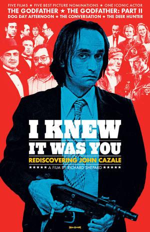 John Cazale - I skuggan av Gudfadern poster