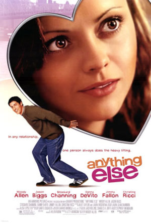Anything Else poster