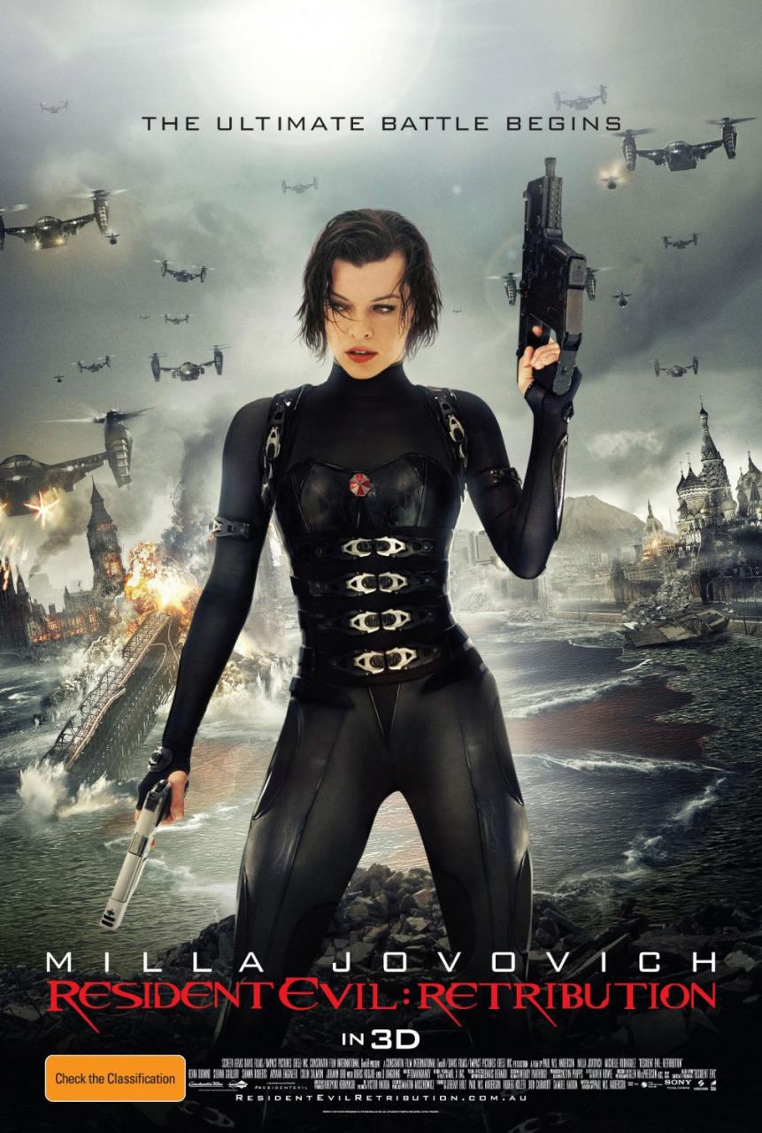 Resident Evil: Retribution (2012)   MovieZine
