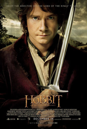 Hobbit: En oväntad resa poster