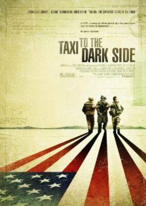 Taxi till den mörka sidan poster