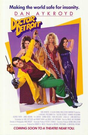 Doctor Detroit poster