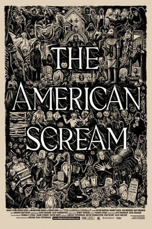 The American Scream poster