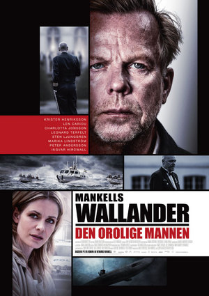Wallander - Den orolige mannen poster