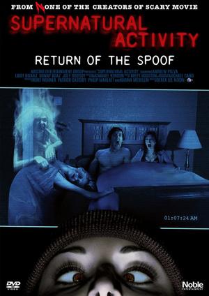 Supernatural Activity poster