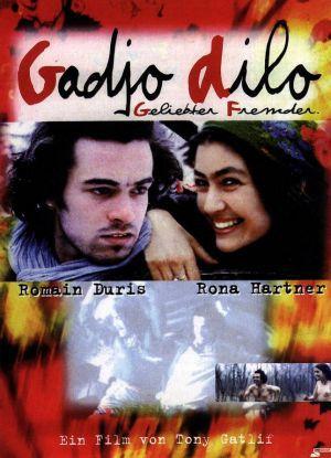 Gadjo Dilo - Främlingen poster