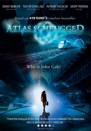 Atlas Shrugged poster