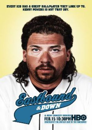 Eastbound & Down poster