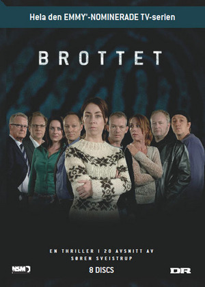Brottet poster