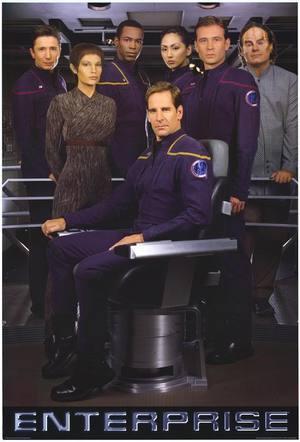 Star Trek: Enterprise poster