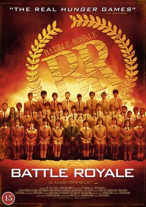 Battle Royale poster