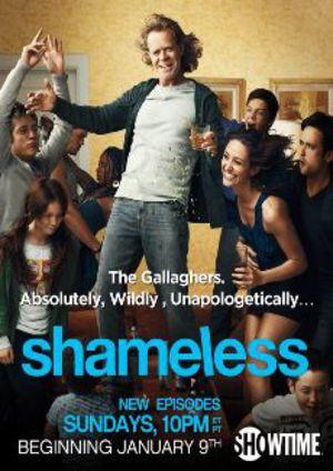 Shameless poster