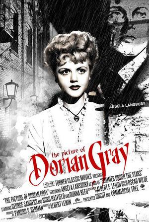Dorian Grays porträtt poster