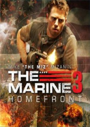 The Marine 3: Homefront poster