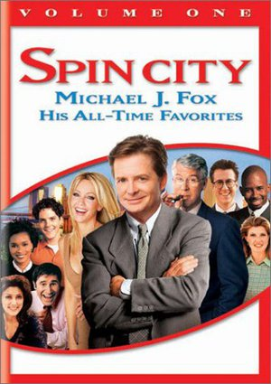 Spin City poster