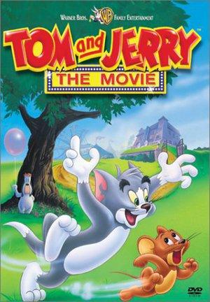 Tom och Jerry gör stan osäker poster