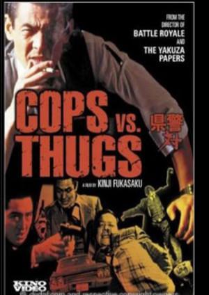 Cops vs Thugs poster