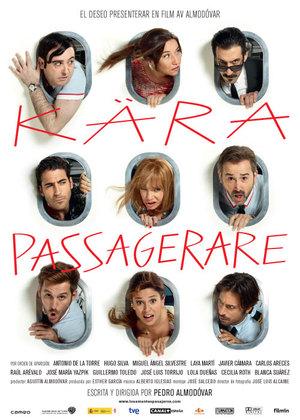 Kära passagerare poster