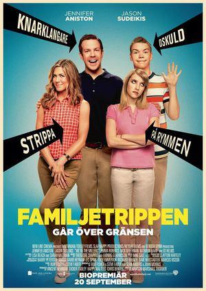 Familjetrippen poster