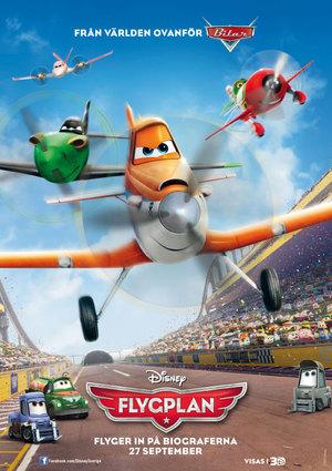 Flygplan poster