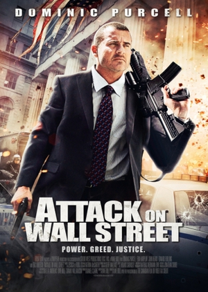 Attack on Wall Street poster
