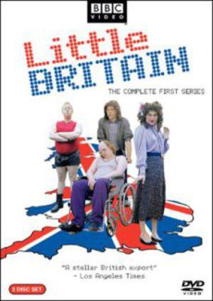 Little Britain poster