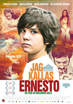 Jag kallas Ernesto poster