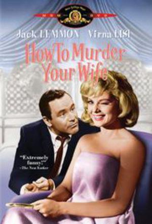 Hur man mördar sin fru poster