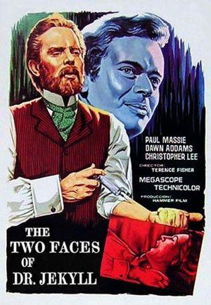 Dr Jekylls två ansikten poster
