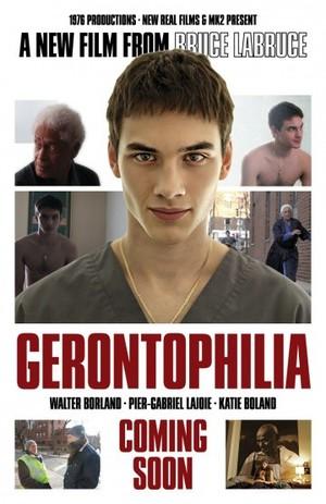 Gerontophilia poster