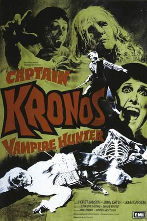 Captain Kronos - Vampire Hunter poster